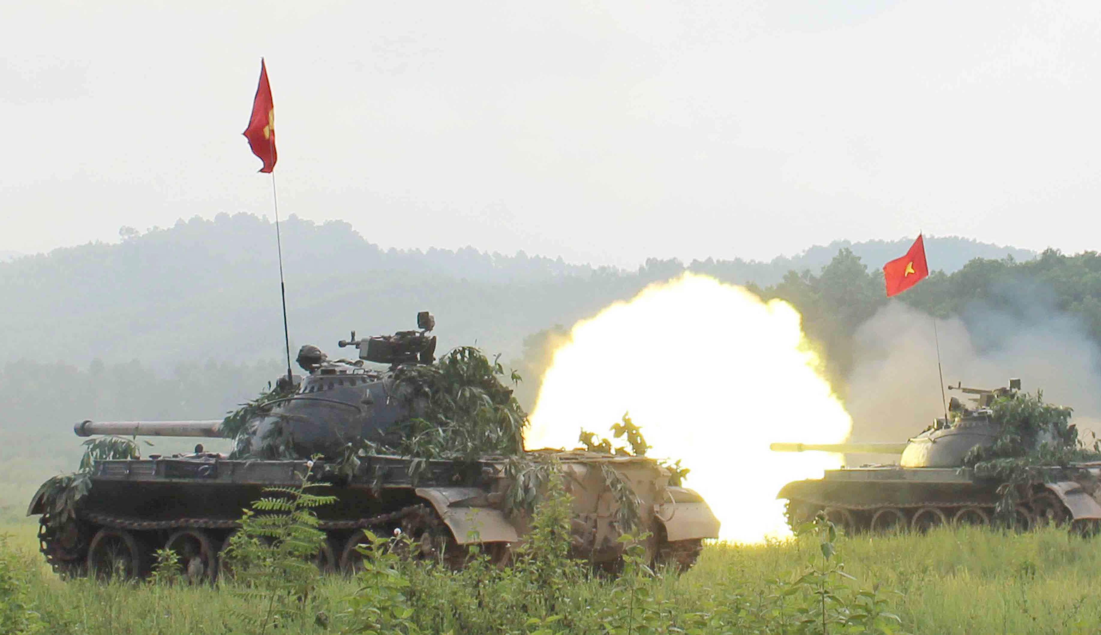 Lữ đoàn xe tăng 406: Trung thành – Đoàn kết – Kỷ luật – Quyết thắng