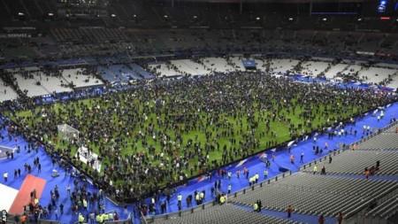 Sau vụ khủng bố ngày 13-11, Pháp hứa sẽ tăng cường an ninh cho Euro 2016. Ảnh: BBC