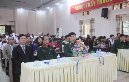 Các đại biểu tham dự Hội thi.