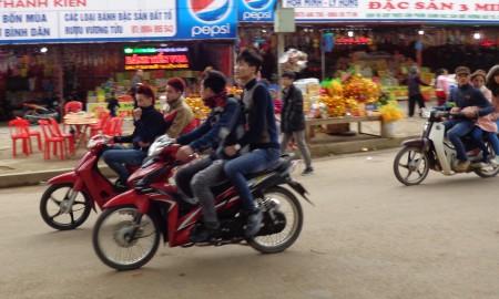 Dịp nghỉ lễ, tết dễ xảy ra những vấn đề nóng về vi phạm trật tự an toàn giao thông.