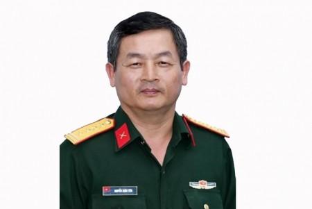 Đại tá Nguyễn Xuân Yêm.Ảnh:THÁI HÀ.