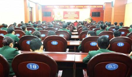 Hội nghị học tập, quán triệt, triển khai thực hiện Nghị quyết hội nghị Trung ương 4 (Khóa XII) và tập huấn thực hiện kế hoạch đẩy mạnh học tập và làm theo tư tưởng, đạo đức, phong cách Hồ Chí Minh.